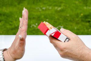 STOP SMOKING HYPNOTHERAPY LONDON & HERTFORDSHIRE saying no