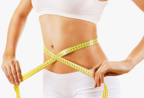 hypnotherapy for weight loss - tape measure